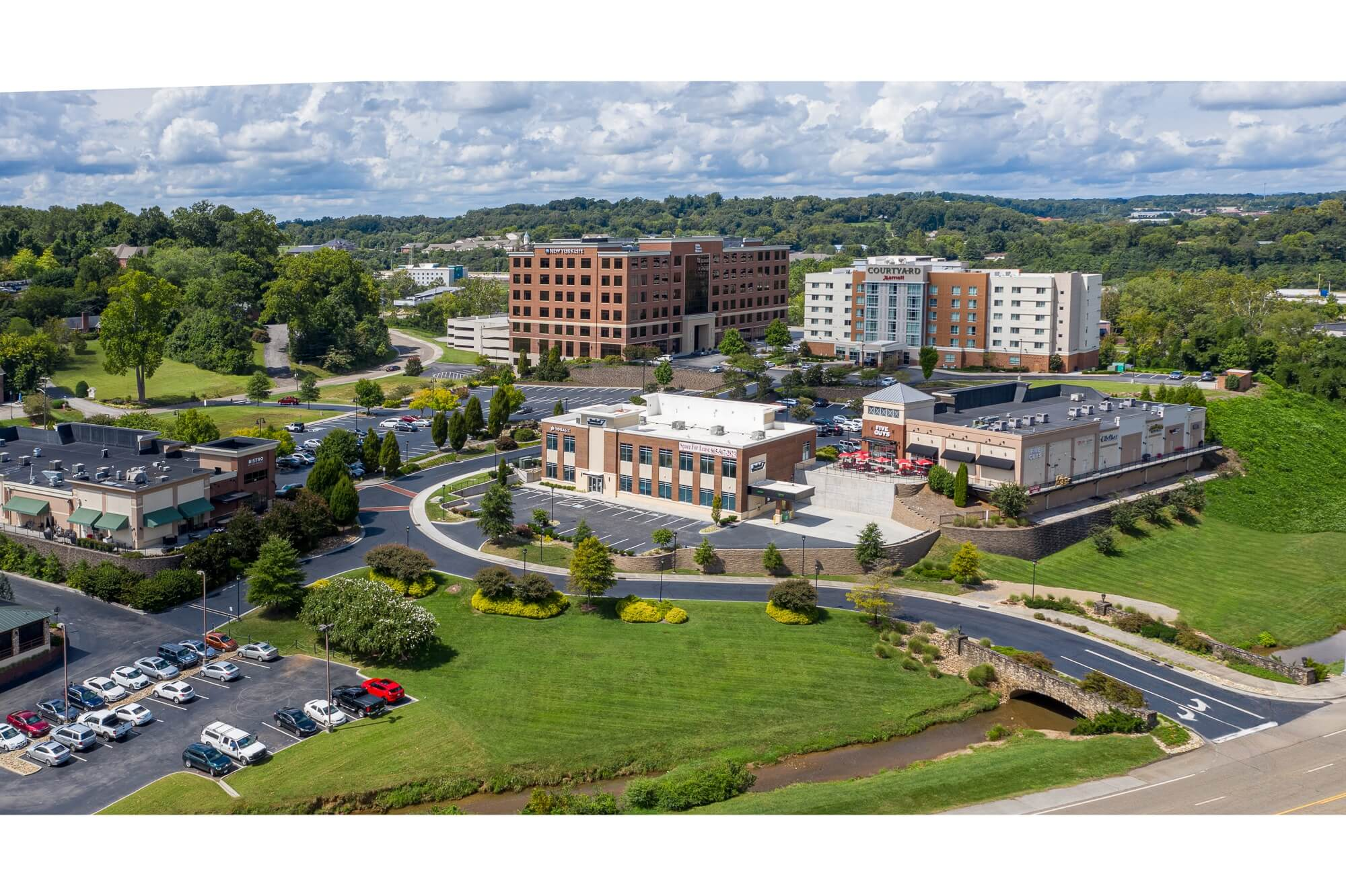 Knoxville aerial photographer