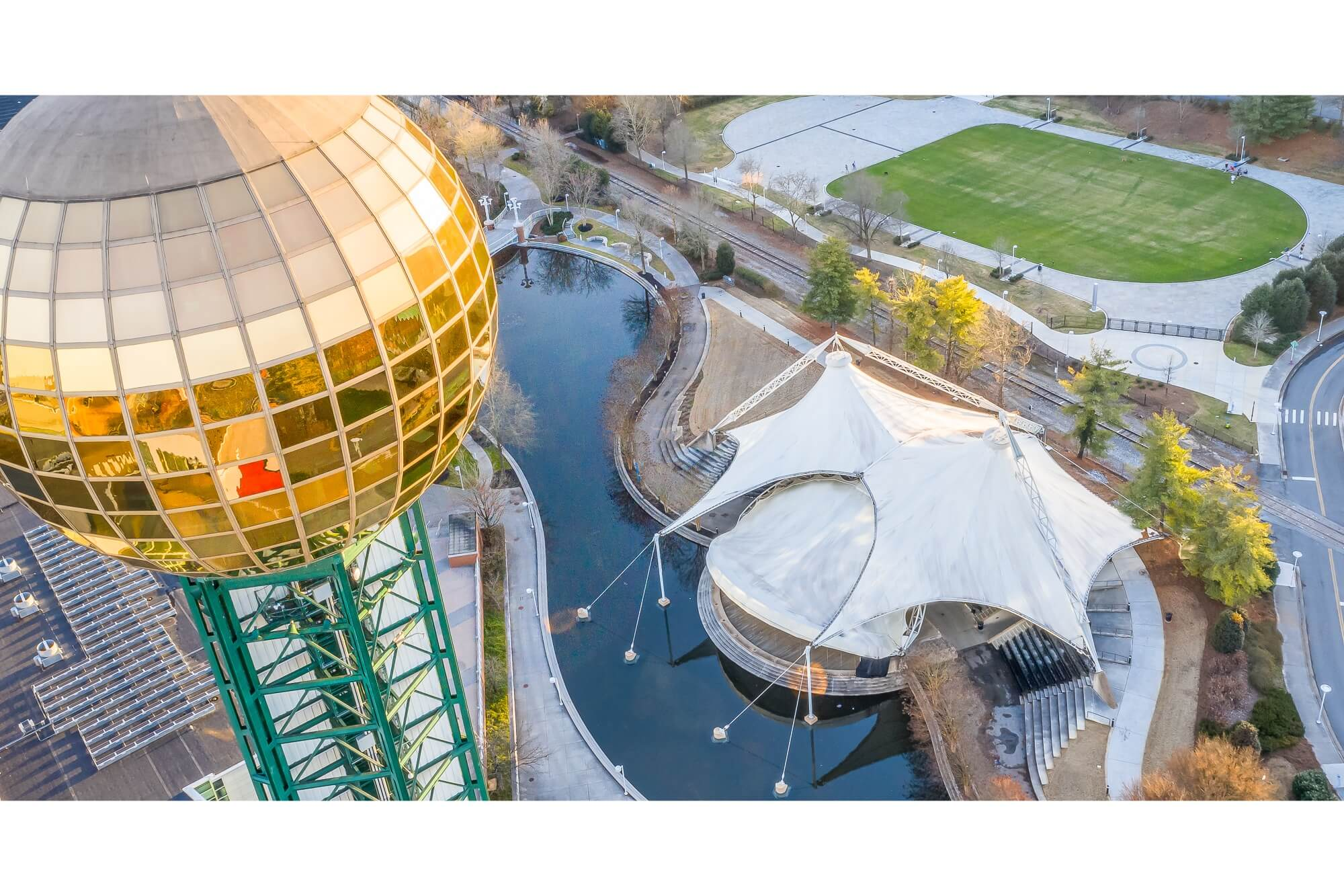 knoxville aerial videographer